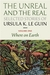 The Unreal and the Real: Selected Stories Volume One: Where on Earth (The Unreal and the Real, #1)