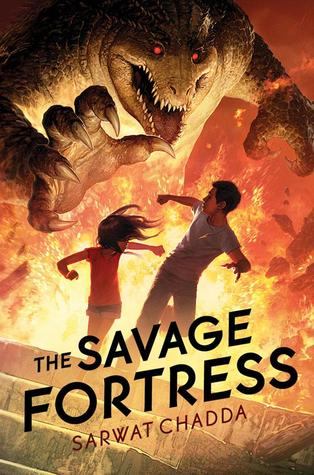 Book Review: The Savage Fortress