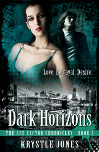 Dark Horizons by Krystle Jones
