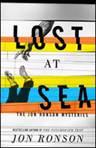 Lost At Sea by Jon Ronson