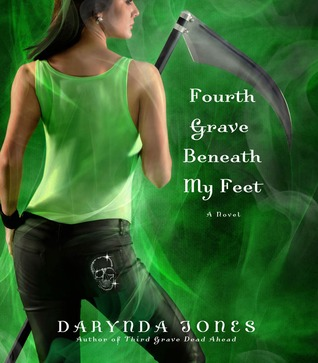 Audio Review: Fourth Grave Beneath My Feet by Darynda Jones