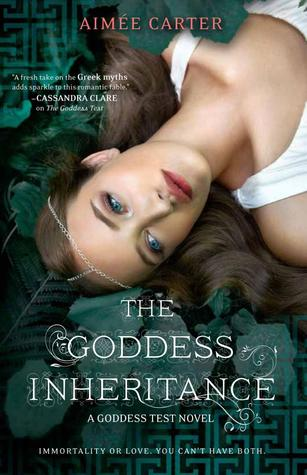 The Goddess Inheritance by Aimee Carter