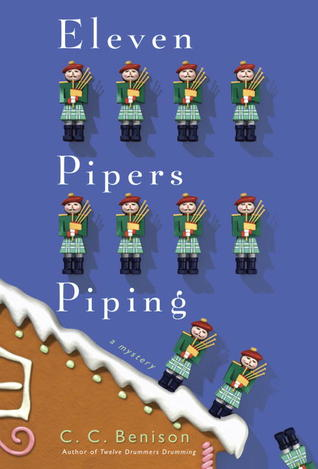 Eleven Pipers Piping by C.C. Benison