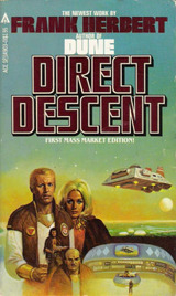 Direct Descent by Frank Herbert