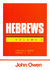Hebrews, Volume 3