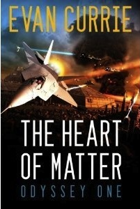 The Heart of Matter (Odyssey One #2)  - Evan C. Currie