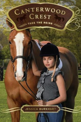 Take the Reins (Canterwood Crest, #1)