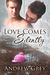 Love Comes Silently by Andrew  Grey