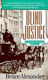 Blind Justice (Sir John Fielding, #1)