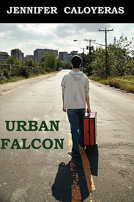 Urban Falcon by Jennifer Caloyeras