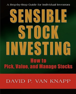 Sensible Stock Investing by David Van Knapp