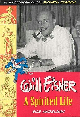 Will Eisner by Bob Andelman