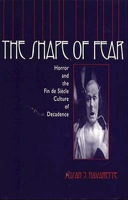 The Shape of Fear by Susan J. Navarette
