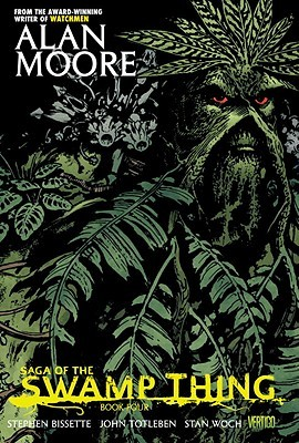 Saga of the Swamp Thing, Book 4 by Alan Moore