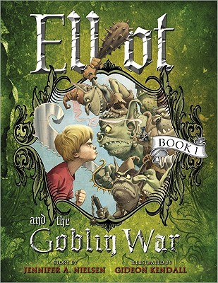 Book View: Elliot and the Goblin War