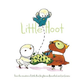Little Hoot by Amy Krouse Rosenthal