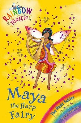 Maya The Harp Fairy by Daisy Meadows