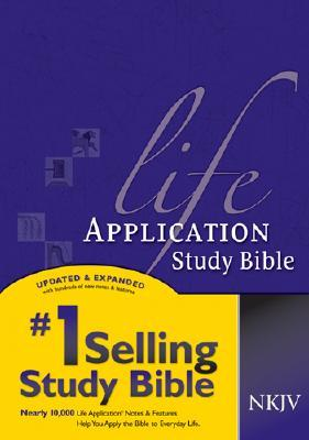Life Application Study Bible NKJV by Anonymous