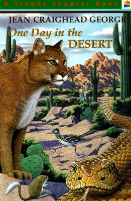 One Day in the Desert by Jean Craighead George