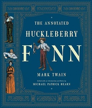 The Annotated Huckleberry Finn by Mark Twain