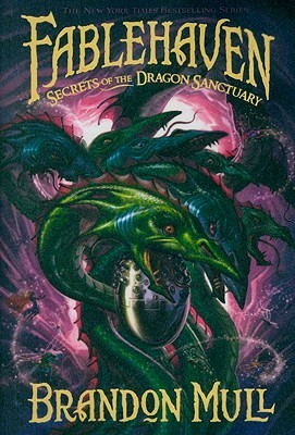 Secrets of the Dragon Sanctuary by Brandon Mull