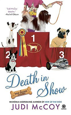 Death in Show (Dog Walker Mysteries, #3)