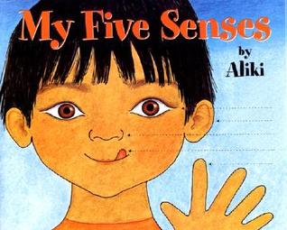 My Five Senses Big Book (Let's-Read-and-Find-Out Science, Stage 1)