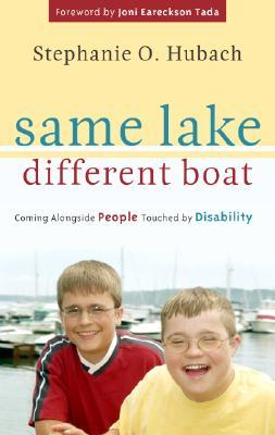 Same Lake, Different Boat by Stephanie O. Hubach