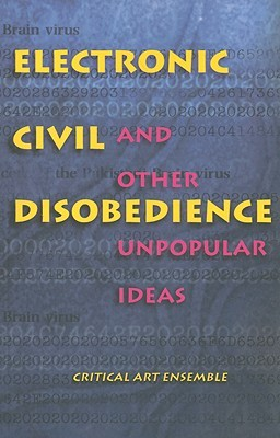 Electronic Civil Disobedience by Critical Art Ensemble