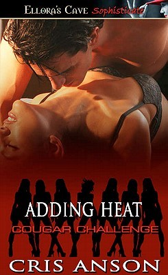 Adding Heat (Cougar Challenge, #17)