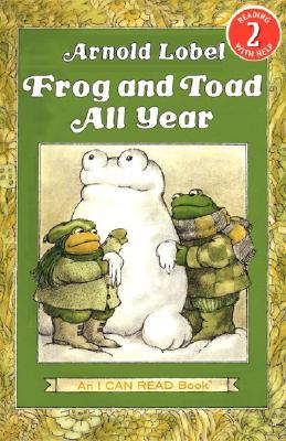 Frog and Toad All Year (Frog and Toad, #3)