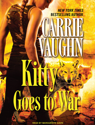 Kitty Goes to War (Kitty Norville #8)