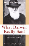 What Darwin Really Said