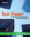 Basic Finance: An Introduction to Financial Institutions, Investments, and Management