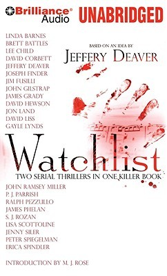 Watchlist by Jeffery Deaver (Et Al)