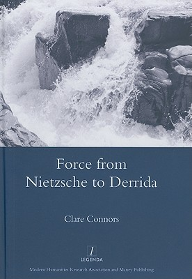 Force from Nietzsche to Derrida