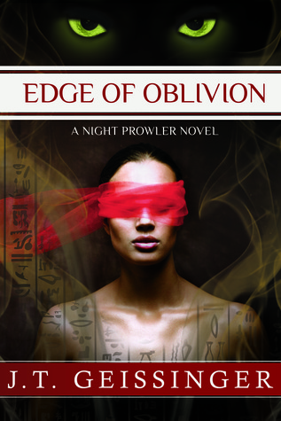 WisCon Rapidfire Book Reviews #3: Edge of Oblivion by J.T. Geissinger
