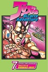 JoJo's Bizarre Adventure, Vol. 7 (Stardust Crusaders, #7)