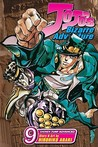 JoJo's Bizarre Adventure, Vol. 9 (Stardust Crusaders, #9)