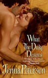 What the Duke Desires (Billingham Bastards #1)