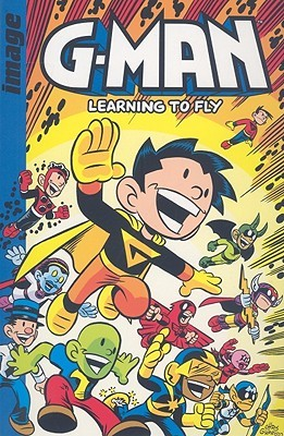 G-Man Volume 1: Learning To Fly Digest