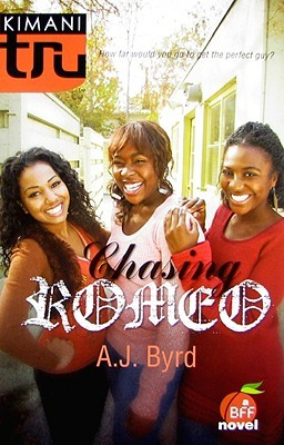 Chasing Romeo by A.J. Byrd