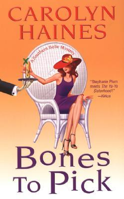 Bones To Pick (Sarah Booth Delaney, #6)