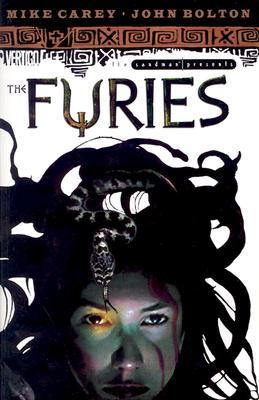 The Furies by Mike Carey