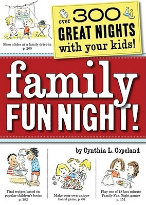 Family Fun Night by Cynthia L. Copeland