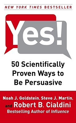 Yes! by Noah J. Goldstein