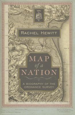 Map Of A Nation by Rachel Hewitt