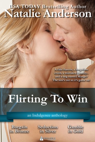 Flirting to Win by Natalie Anderson