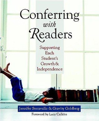 Conferring with Readers by Gravity Goldberg
