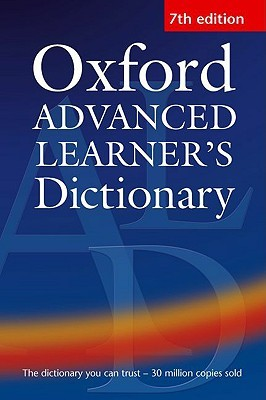 Oxford Advanced Learner's Dictionary Of Current English by Albert Sydney Hornby